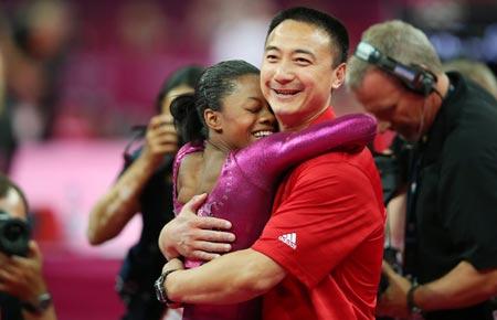 Coach dating athlete