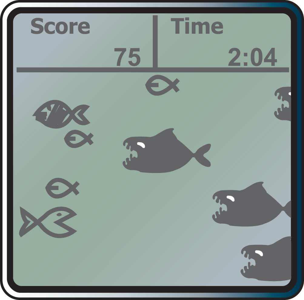 Which erg screen are you rufo optimal workouts for The fish game